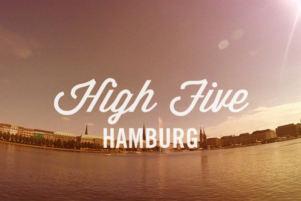 High Five Hamburg_Titel